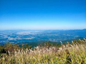 鞍岳大観峰
