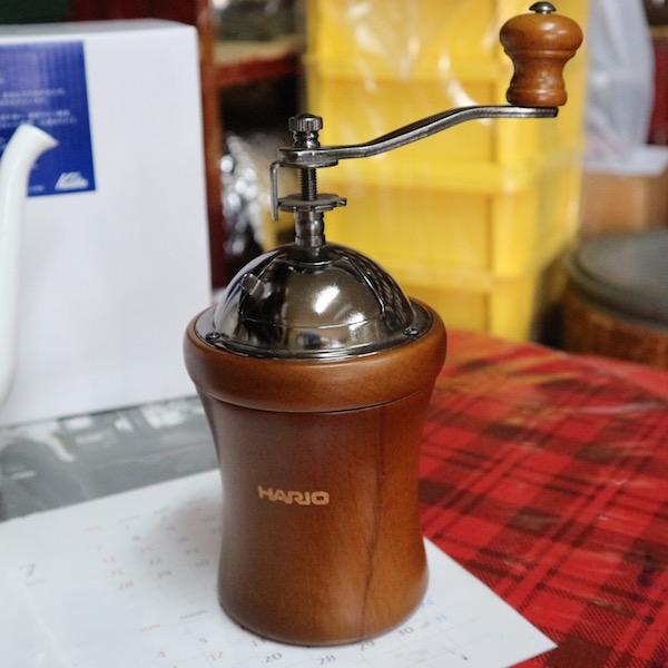 HARIO Coffee Mill DOME コーヒーミルドーム MCD-2