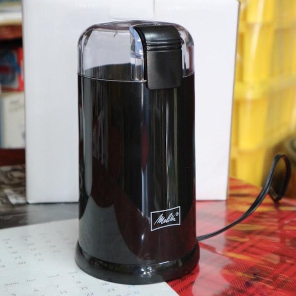 Melitta コーヒーミル ブラック ECG62-1B