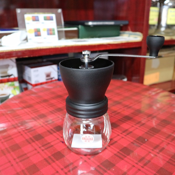 HARIO Ceramic Coffee Mill Skerton セラミックコーヒーミル・スケルトン MSCS-2
