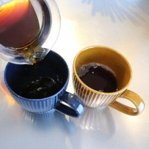 ドリップコーヒー出来上がり